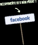 Přidejte se k nám na Facebooku